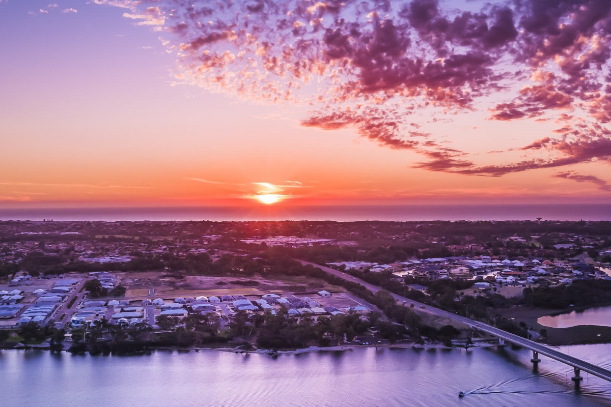 Mandurah Sunset