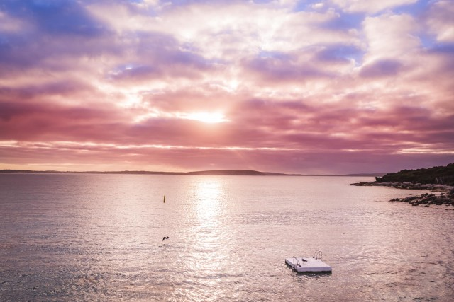 Sunrise at Bremer Bay