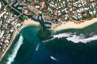 Saint Gilles – Seaview – Reunion Island
