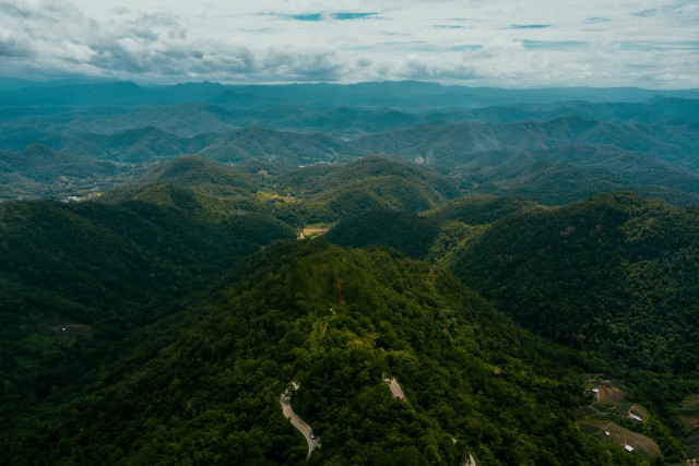 Samoeng Loop – Northern Thailand
