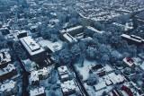 Drone over Winterthur
