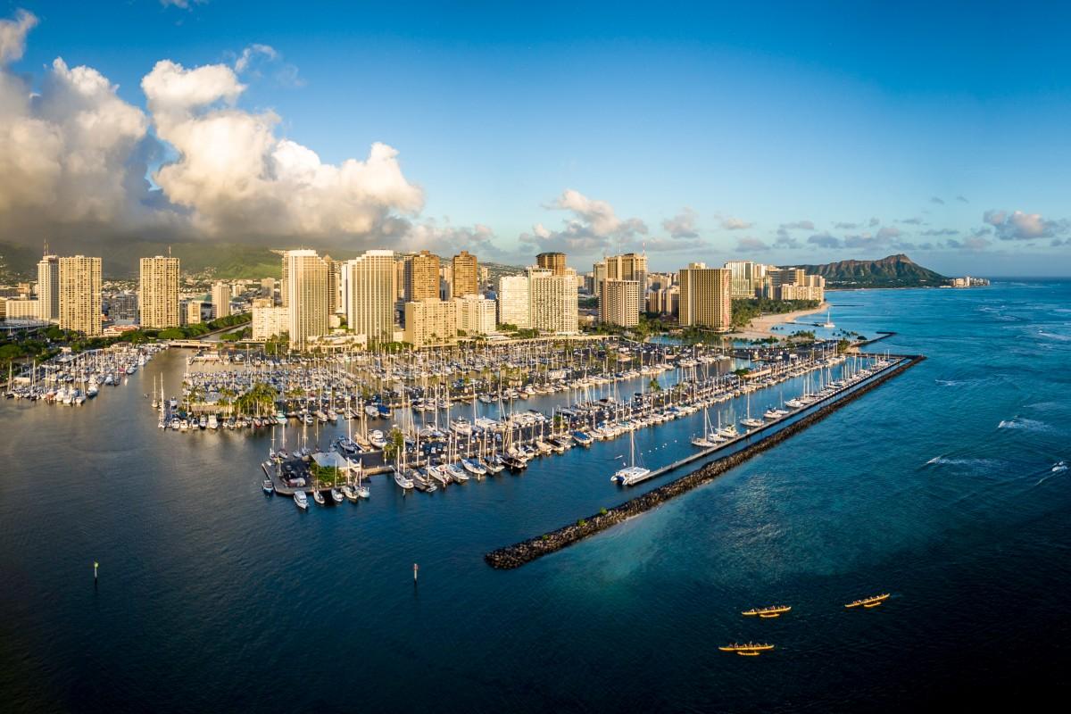 Honolulu Boat Harbour