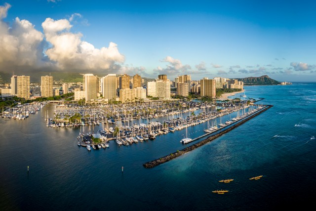 Honolulu Boat Harbour