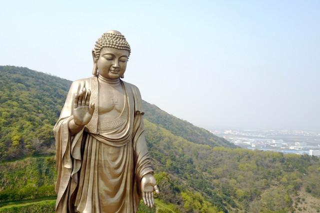 90mts Lingshan Grand Buddah