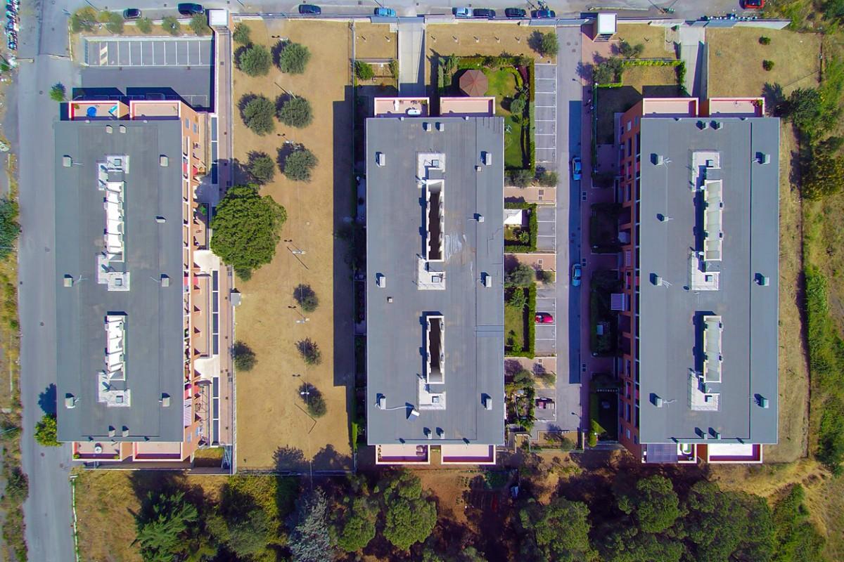 Triple building