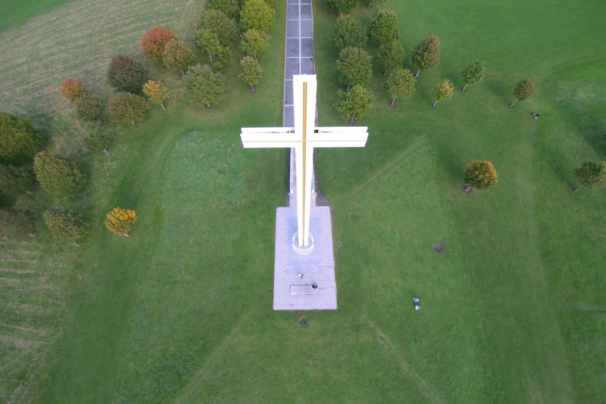 Papal Cross, Phoenix Park, Dublin, Ireland