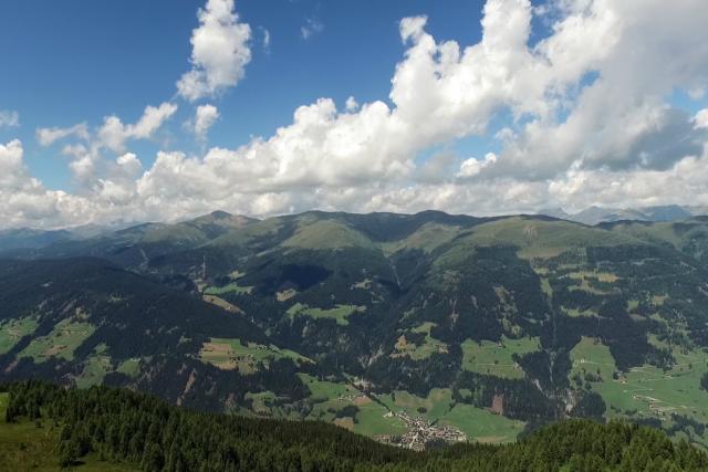 Mountains Flight #1.