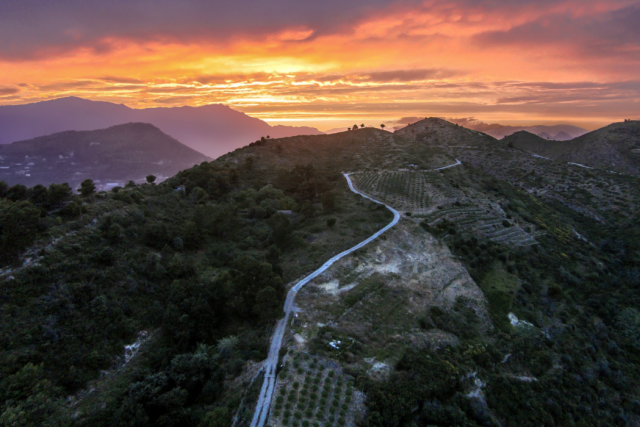 Camporosso Sunset.