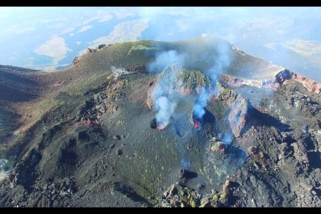 Active Vulcano Pacaya Guatemala