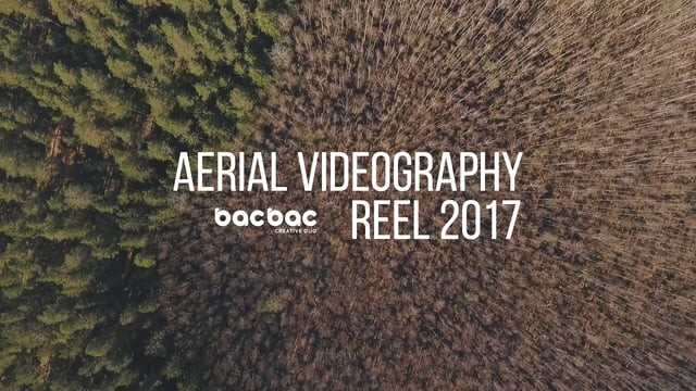 Aerial Videography Reel 2017