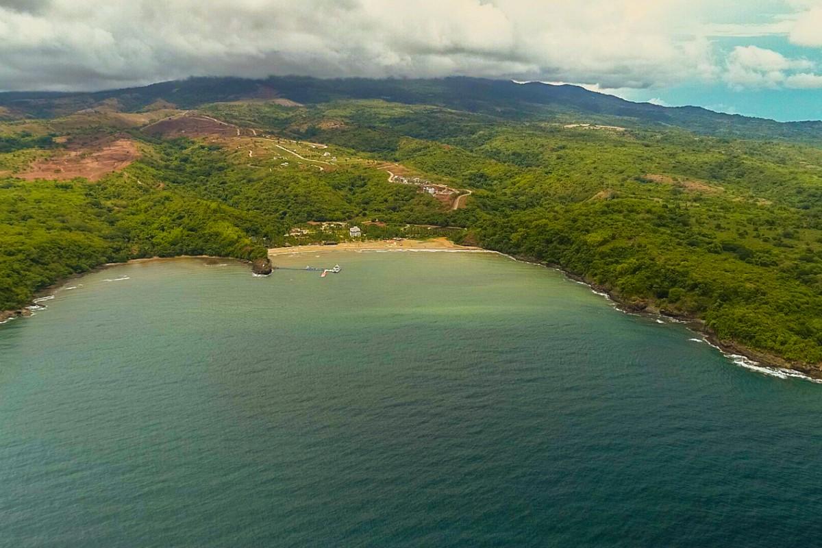 Camaya Coast Beach