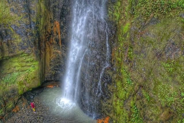 Cascada el Chupal
