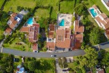 Roofs and pools