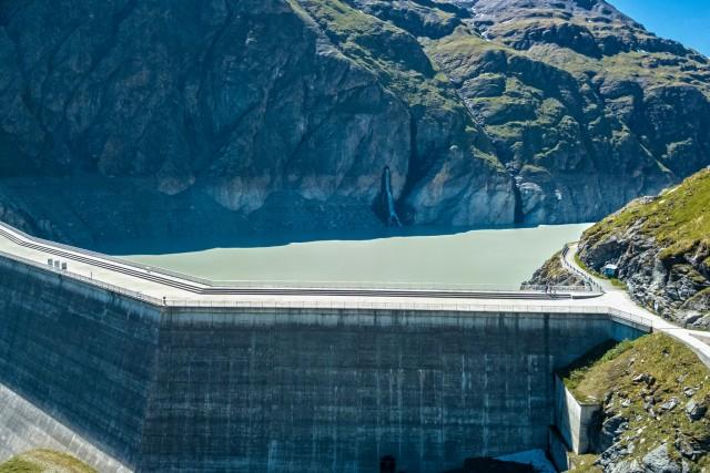 Barrage de la Grande Dixence (VS) (Suisse)