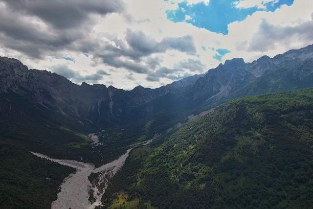 mountains of VALBONA
