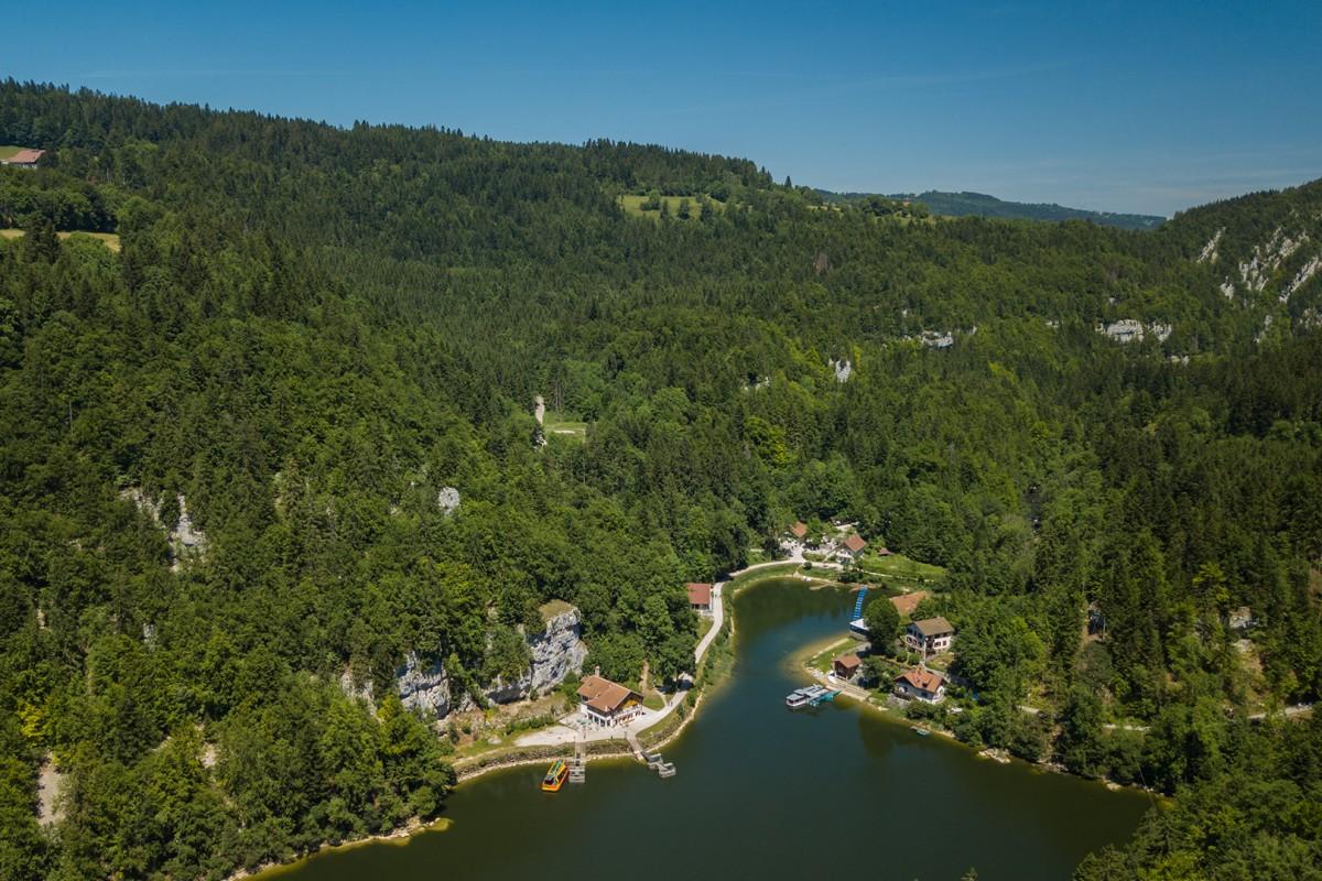 Saut du Doubs (Suisse) (France)
