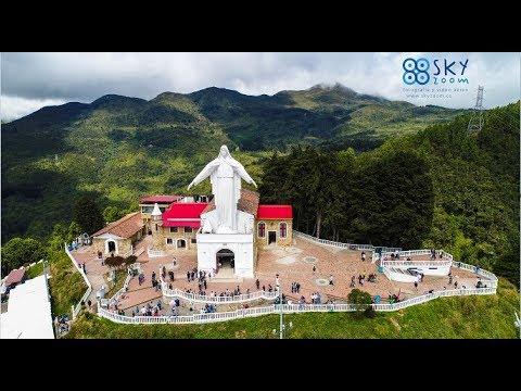 Drones Sky Zoom: Cerro de Guadalupe – Bogotá