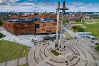 """Gdansk – the cradle of the """"Solidarity"""" (Solidarnosc) movement"""