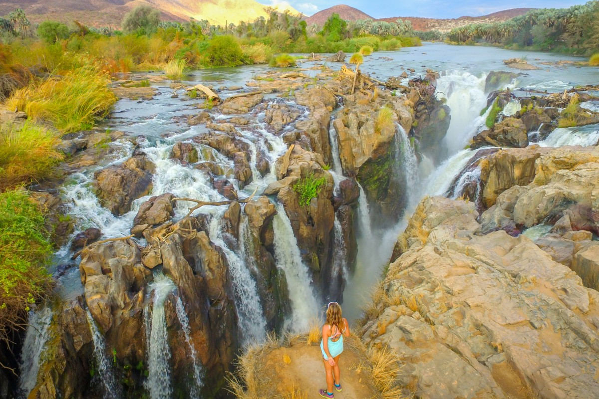 Epupa Fall, Namibia