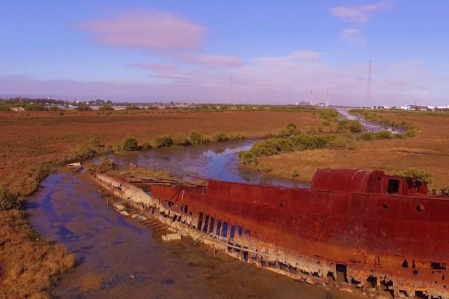 Excelsior Shipwreck SA – Adelaide – Drone SA