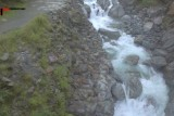 Haast Pass – Fantail falls South Island New Zealand.