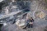 hart und weich – das Steinbruchshooting