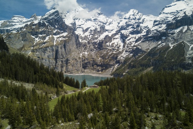 Nature of Kandersteg (BE) (Suisse)