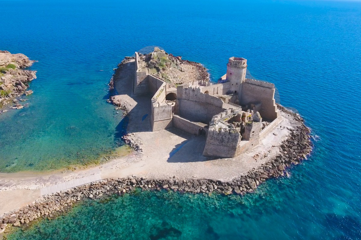 Aragonese Castle, Calabria, Italy