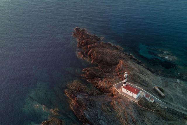 Favàritx Lighthouse