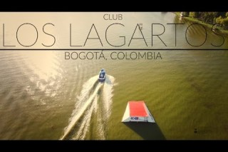 Los Lagartos, Bogotá | Phantom 3 Professional 4K