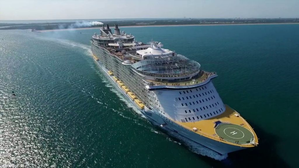 royal caribbean oasis of the seas - 1024×576
