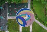Aerial Playground Bukit Batok Singapore