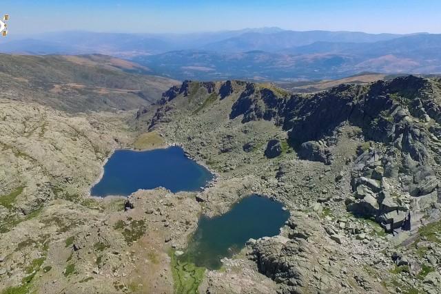 Lagunas de la Sierra de Béjar