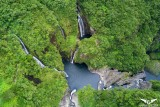 Takamaka waterfalls – Reunion island