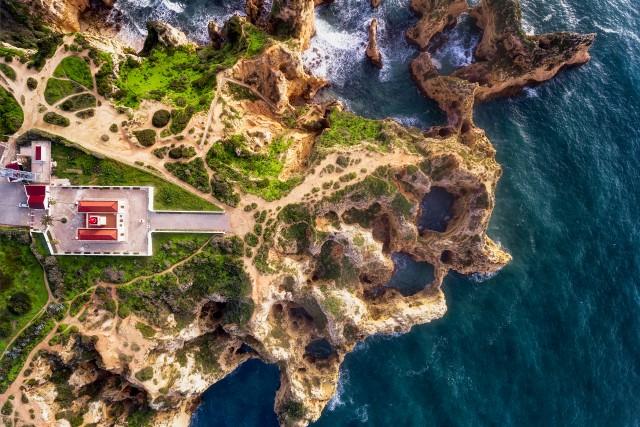 Lighthouse, farol da ponta da piedade