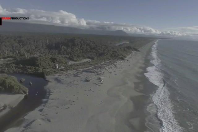 West Coast South Island New Zealand March 2017