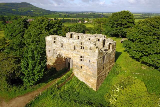 Whorton Castle