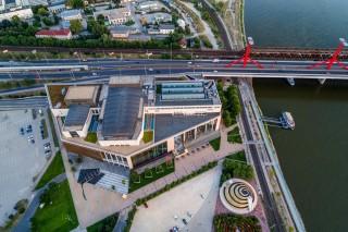 Magyar Nemzeti Szinház és Művészetek Palotája