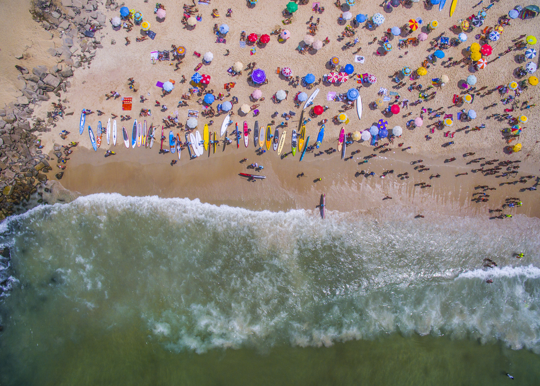 Beach TopDown