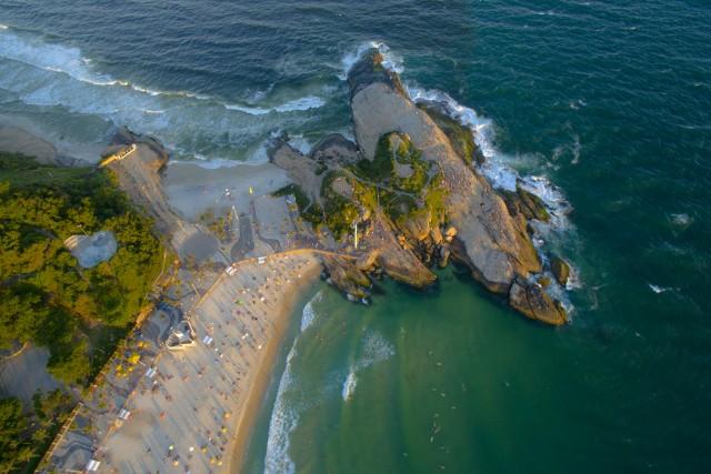 Arpoador Stone – Rio de Janeiro