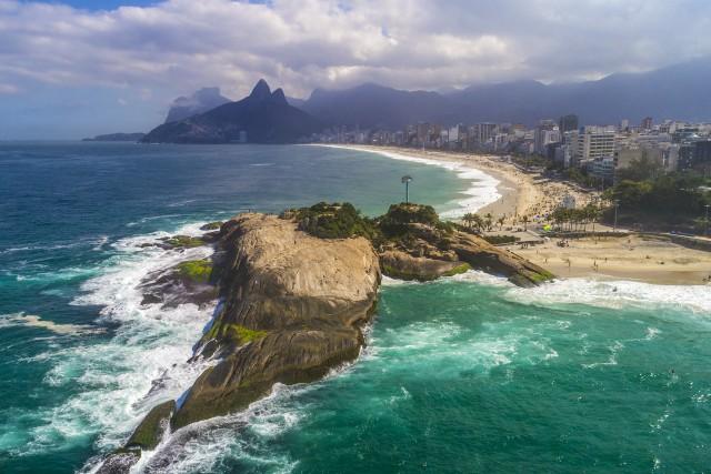 Arpoador Beach – Ipanema Beach, Rio de Janeiro