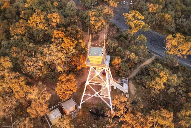 One Tree Hill Lookout – Bendigo