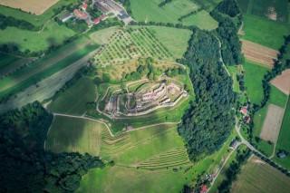 Hochburg Ruine, Black Forest, Germany