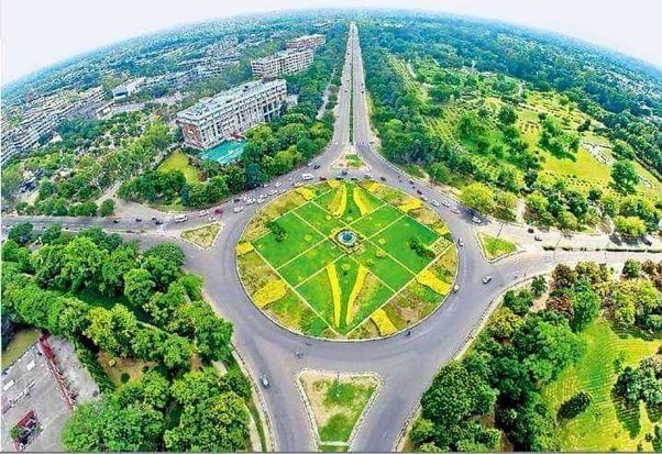 Chandigarh – The City Beautful