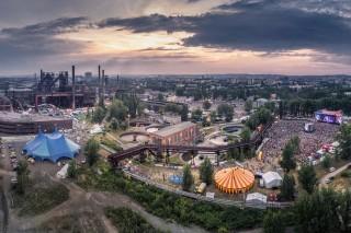 Music festival Colours of Ostrava