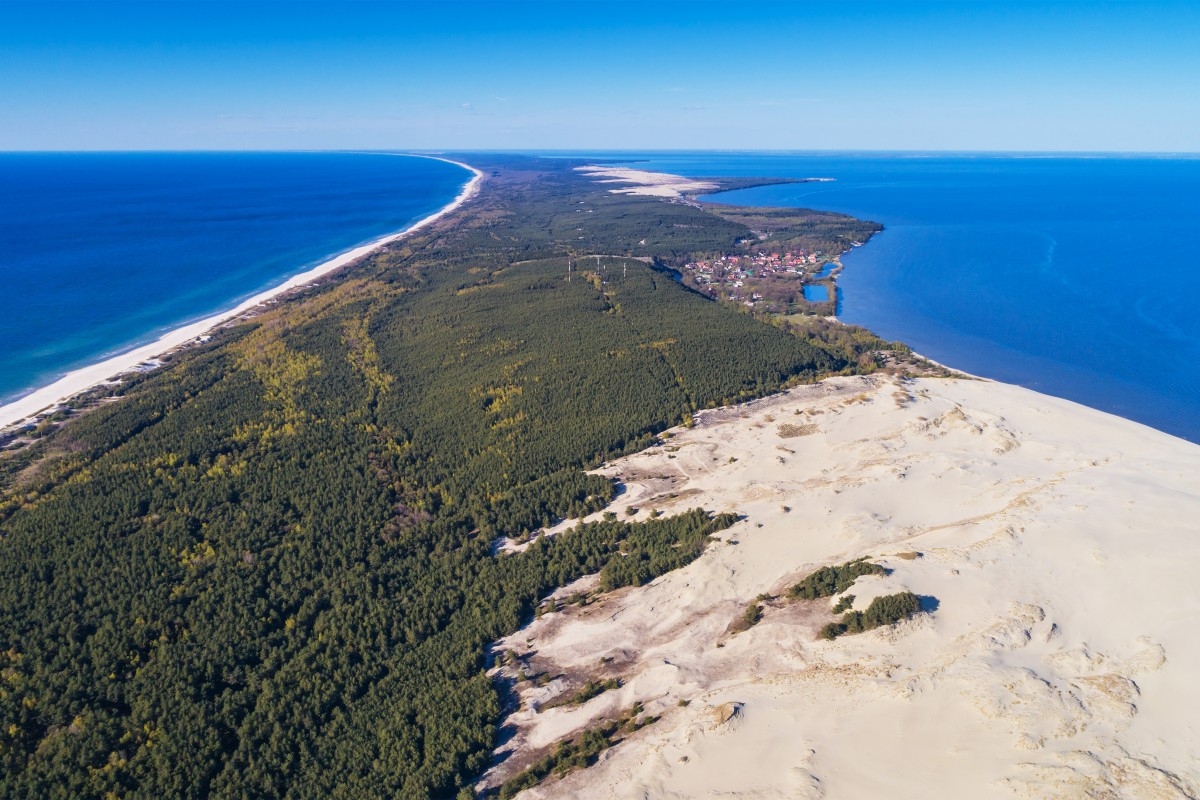 Curonian Spit National Park, Russia