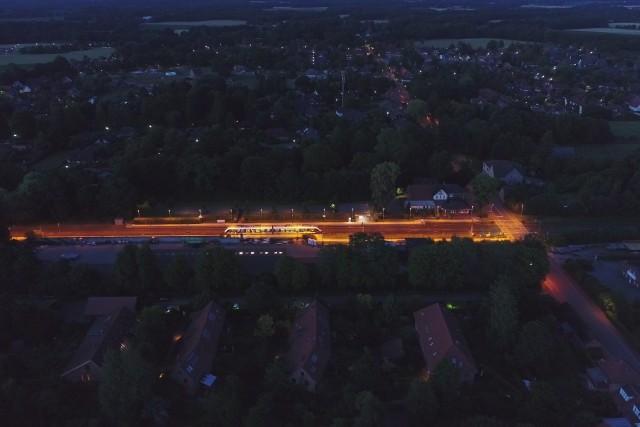 Bahnhof / Trainstation