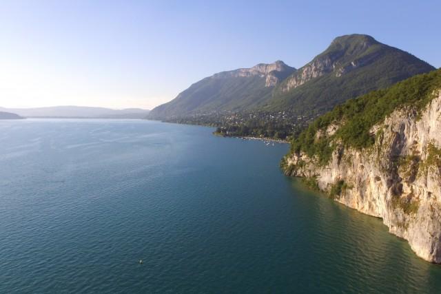 Lac d'Annecy / Annecy Lake, Haute Savoie, France