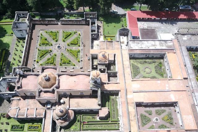 Ex-Convento Desierto de los Leones