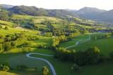 Curved Road, Austria